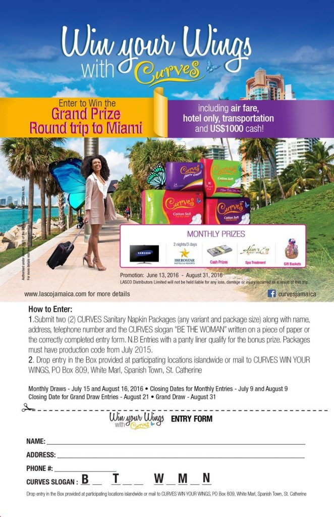 Win Your Wings Promotion
