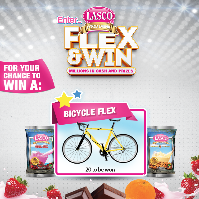 LASCO Food Drink's Flex & Win Promotion