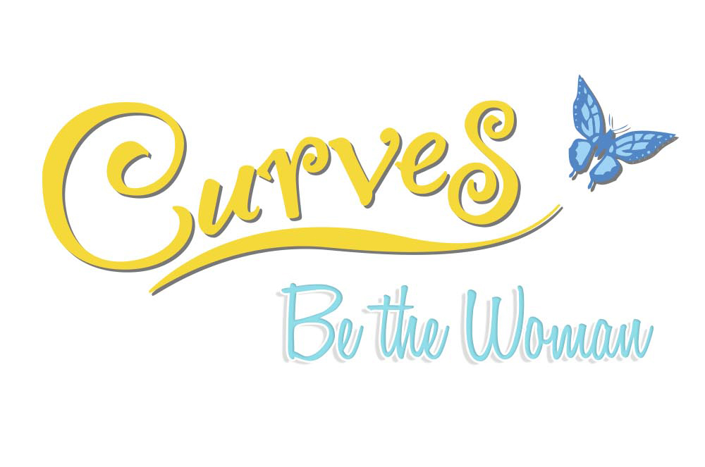 Curves - Be the Woman Logo