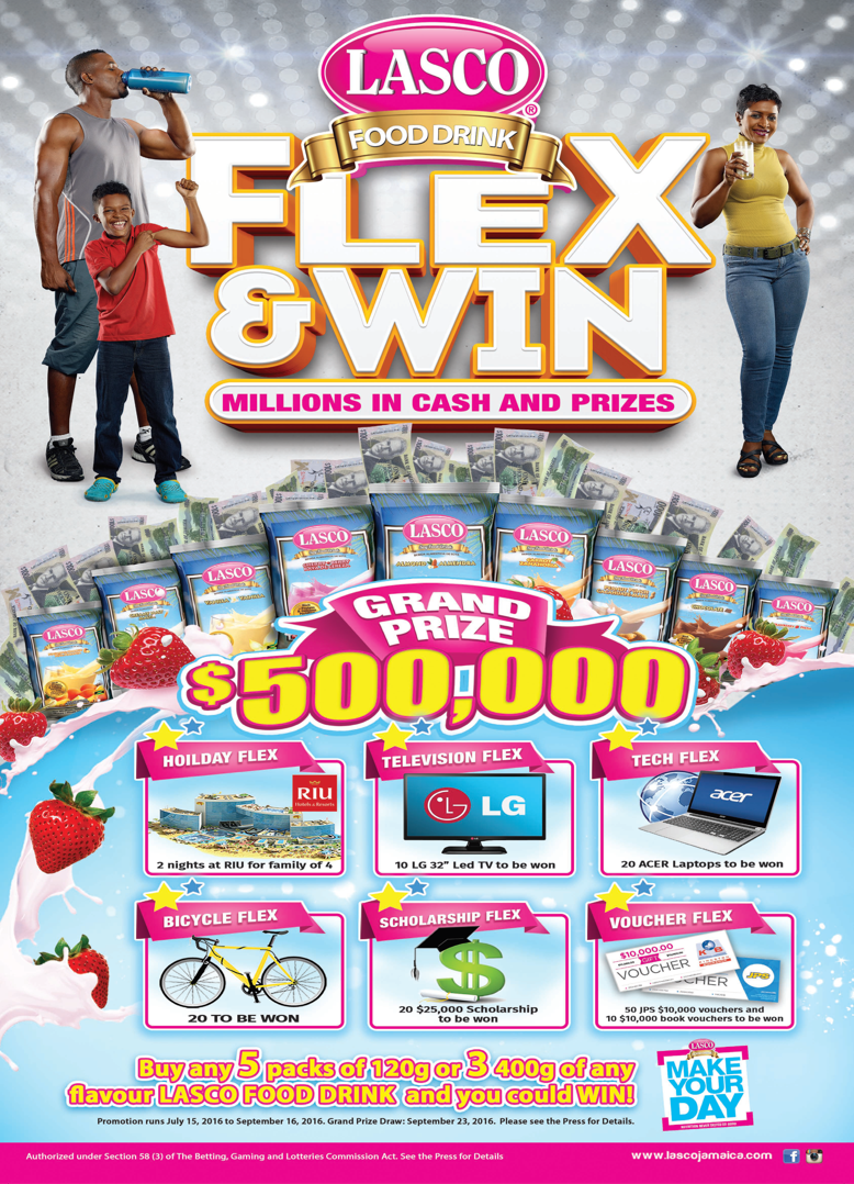 Flex and Win