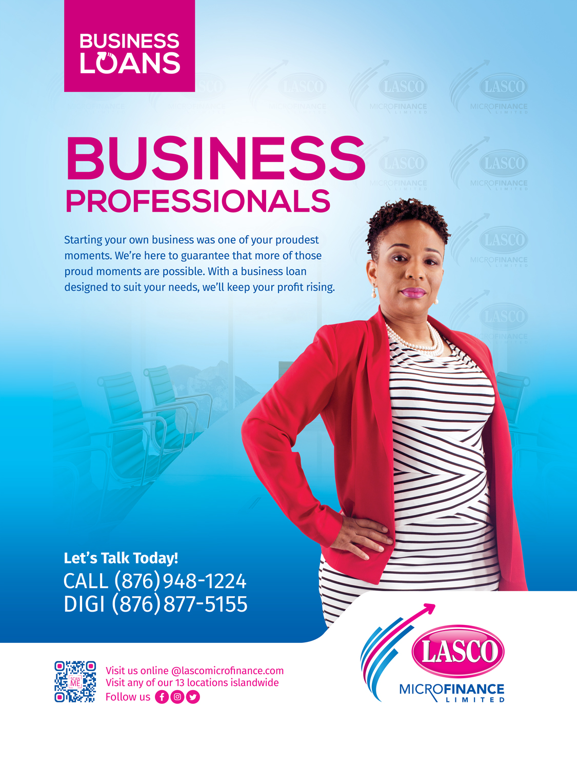 Business Loans - LASCO Financial Services Ltd
