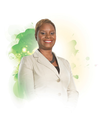 Mrs. Jacinth Hall-Tracey, MBA