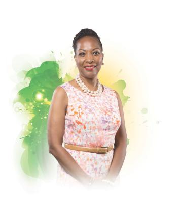 Professor Rosalea Hamilton